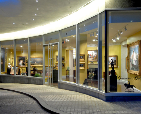 Guarisco Gallery | <span>1101 L St, NW, Washington, DC</span>