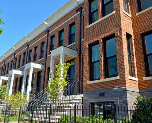 Buchanan Park Townhomes | 13th & D Streets, SE